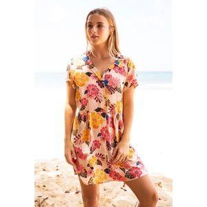 Acacia Lima dress in Retro Paradise